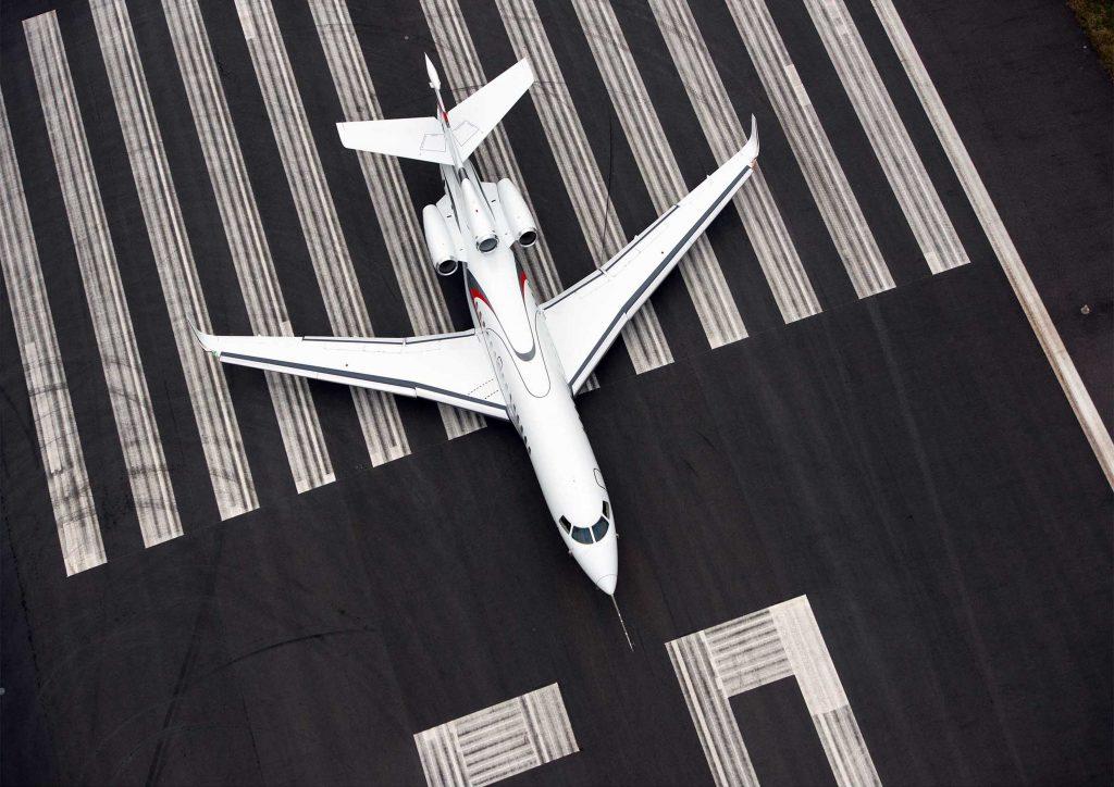 PrivateFly courtesy of Dassault Aviation