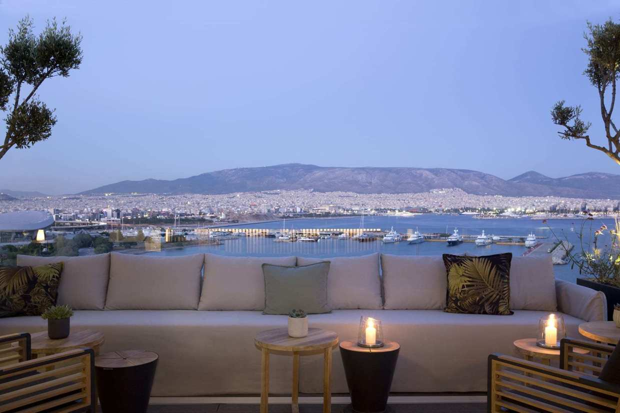 The Alex Hotel's restaurant 'ΝΕSΤ' opens its doors in the heart of Kastella, Athens