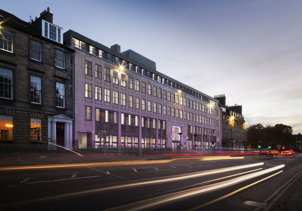 YOTEL Now Open In Edinburgh