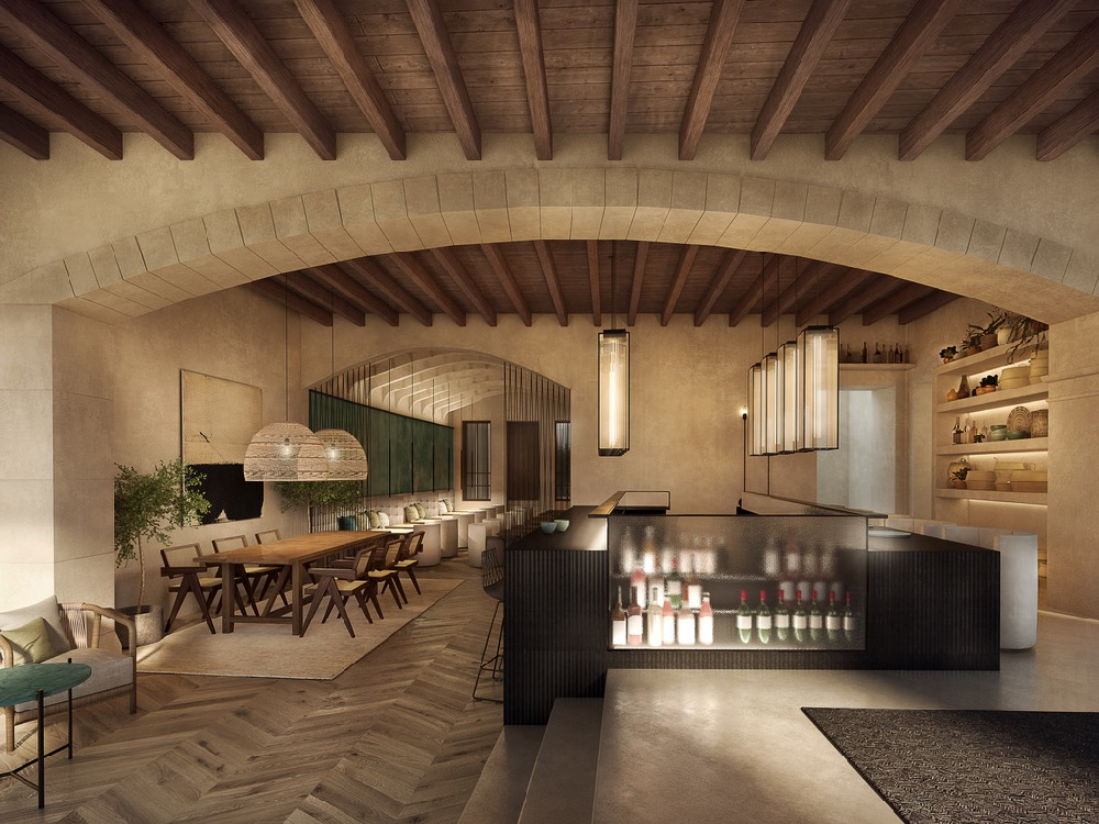 Can Ferrereta, Santanyi, Mallorca To Open In Spring 2020