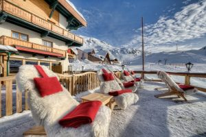 New VIP SKI Hotel To Open In St. Christoph, Austria