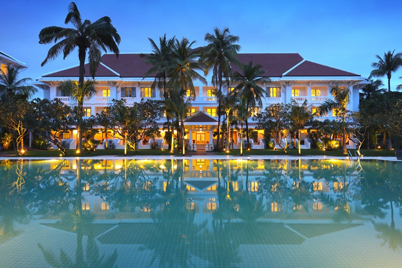 Raffles Grand Hotel d'Angkor Reopens