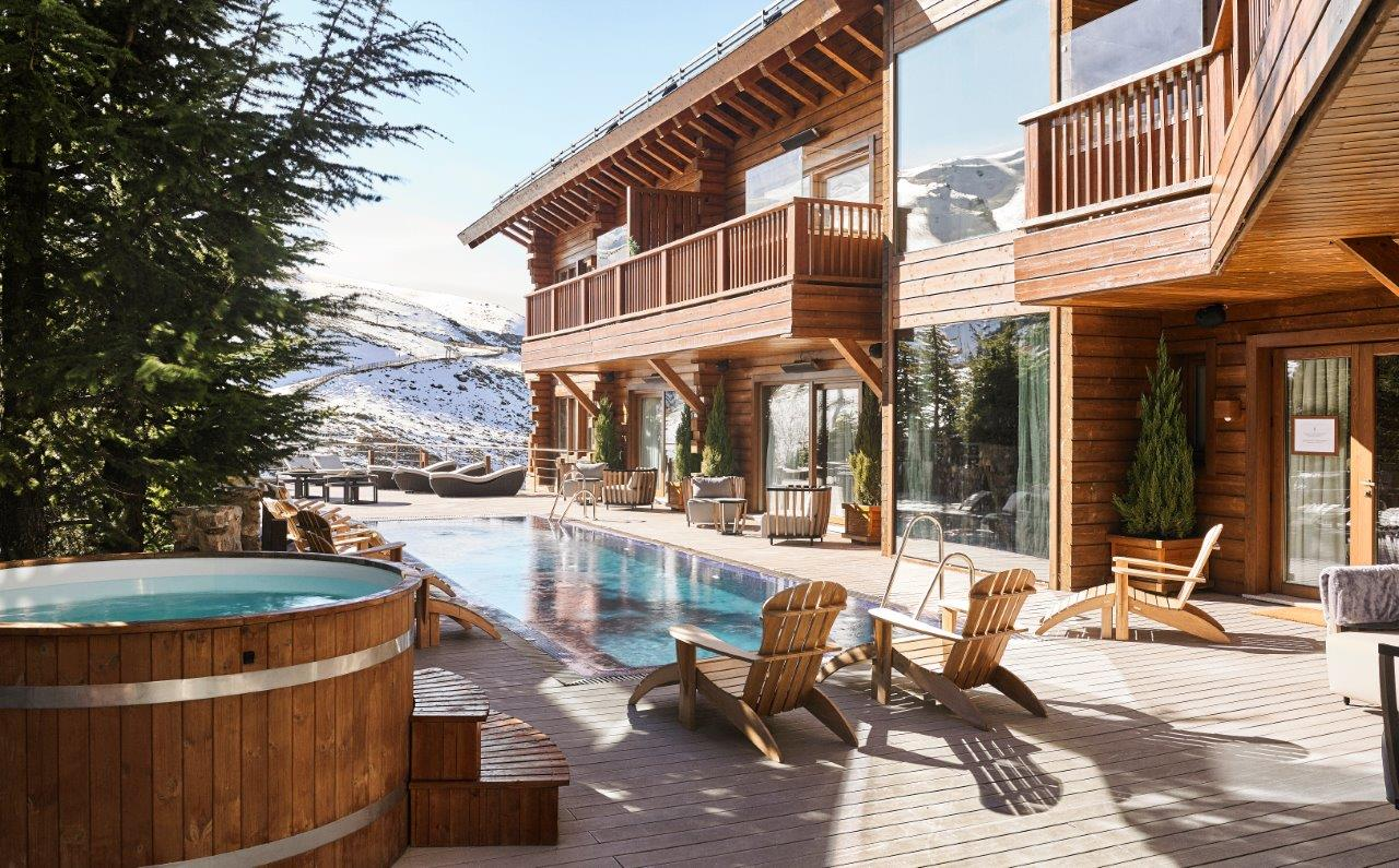 El Lodge unveils winter Spa & Gastronomy offer, on the slopes of Sierra Nevada, Southern Spain