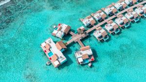 Emerald Maldives Resort & SPA Opens In The Maldives