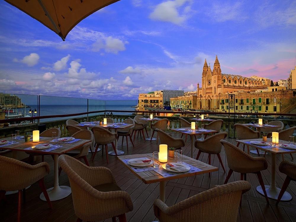 RPW Design Unveil the Newly Refurbished Malta Marriott Hotel & Spa