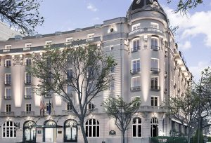 Mandarin Oriental Ritz, Madrid to Open in Summer 2020