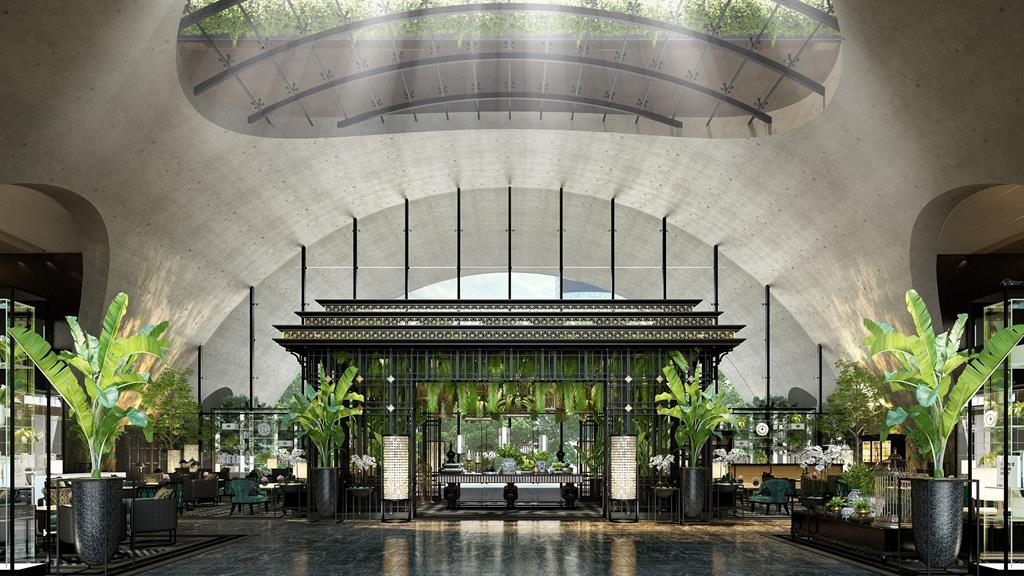The New Sindhorn Kempinski Hotel Bangkok To Open This May