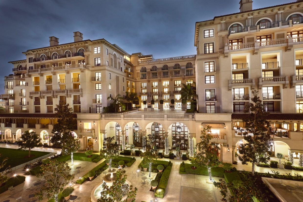 Maybourne Hotel Group Announce The Name Of Their First International Hotel As The Maybourne Beverly Hills