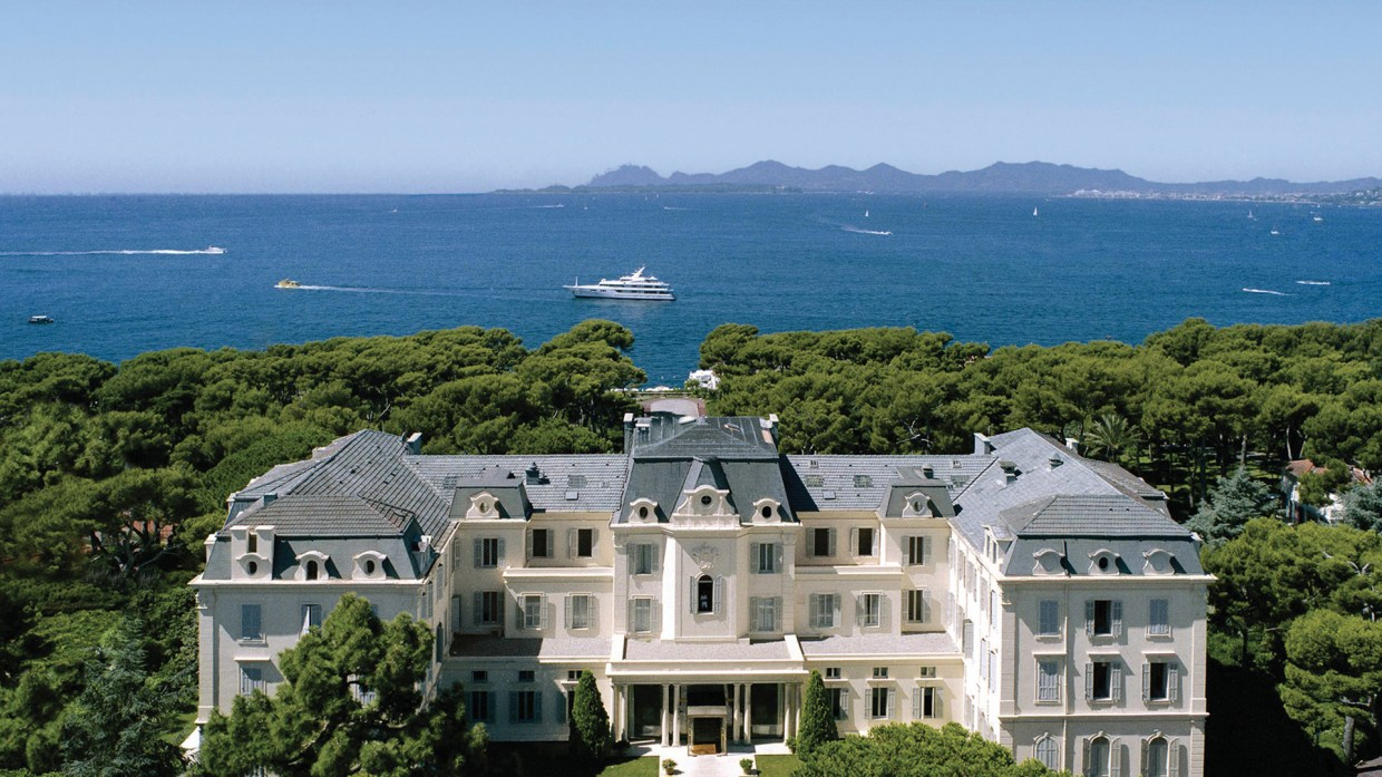 Hotel Du Cap-Eden-Roc To Reopen On 1st July 2020