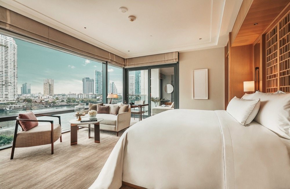 Capella Bangkok Opens For Reservations
