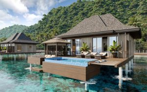 The Pavilions Hotels & Resorts Announce First Luxury Resort Brand In El Nido, Palawan Island Philippines.