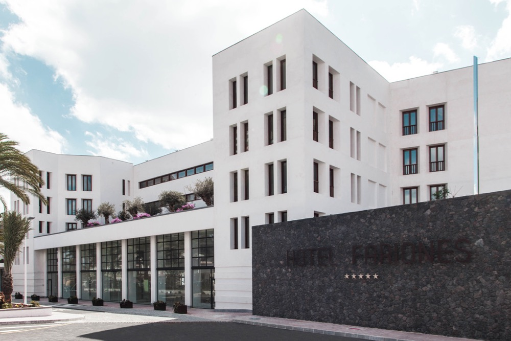 New Luxury Hotel, Hotel Fariones Has Now Opened In Lanzarote