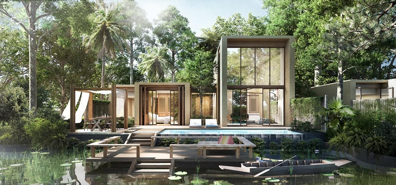 GHM SIGNS AGREEMENT ON THE CHEDI AQUARIUS KOH CHANG